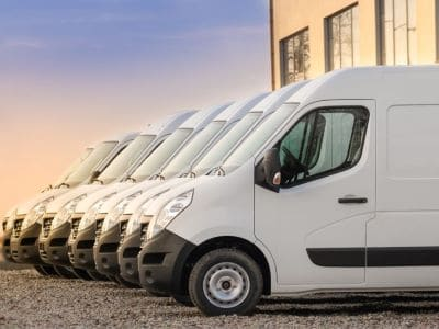 Is it Time to Schedule Fleet Vehicle Painting in Kent?